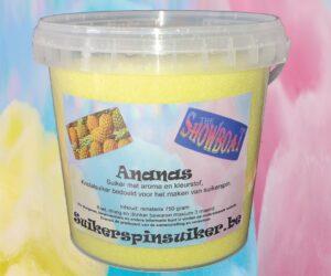 Spinsuiker-Ananas