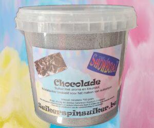 Spinsuiker-Chocolade